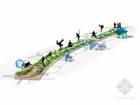 [杭州]城市快速路道路绿化设计策略分页