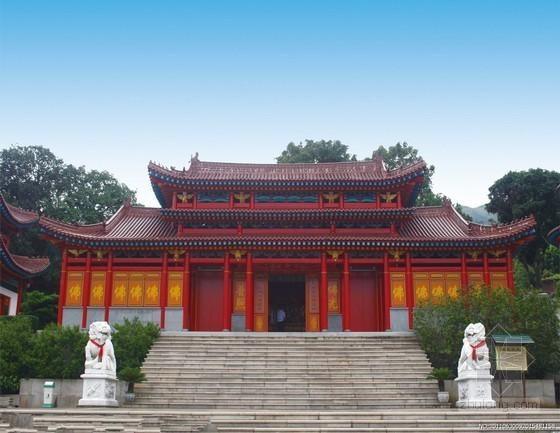[广东]2015年寺庙建筑及安装工程预算书(附施工图纸软件应用)