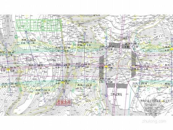 [重庆]城市道路工程勘察报告(图表数据齐全)