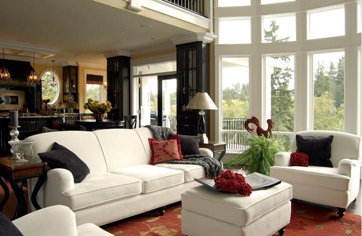 落地窗设计常识,客厅落地窗设计的劣势有哪些