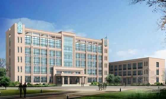 [江西]7层框架办公楼建设工程施工招标文件