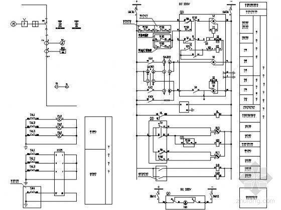 宁夏地区框架结构图资料下载-SPAJ140C-北京地区标准图