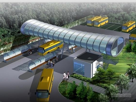 [东莞]某公交首末站设计方案文本