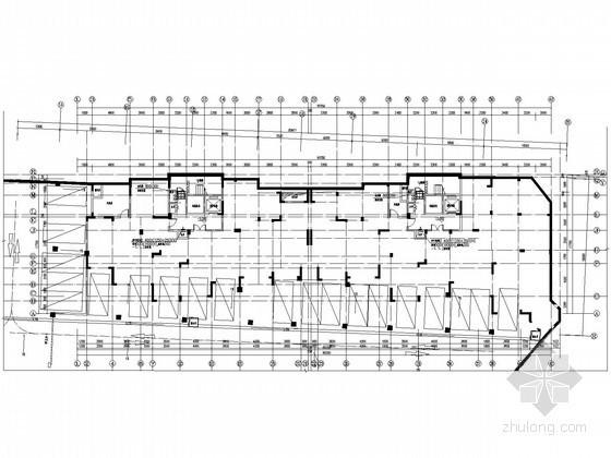 [江西]高层住宅楼通风及防排烟系统设计施工图(节能设计)