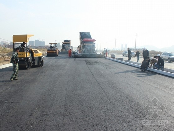 [浙江]沥青混凝土路面修复及排水管网改造工程图纸37张