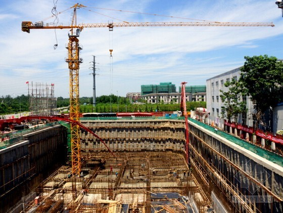 [江苏]基坑支护及工程桩项目结算书实例(全套报表)