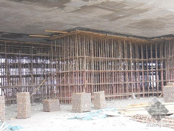 苏州工业园区某快速路工程某段现浇箱梁支架施工技术方案