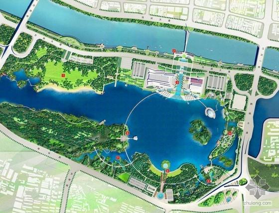 [武汉]主题公园景观概念设计