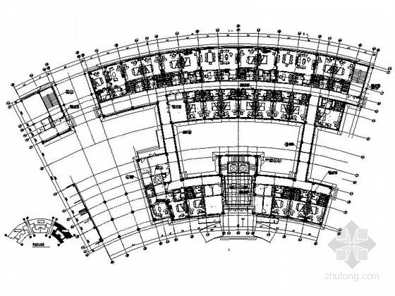 [厦门]临湖面海33万平米度假胜地五星级酒店设计施工图(含效果及实景图)