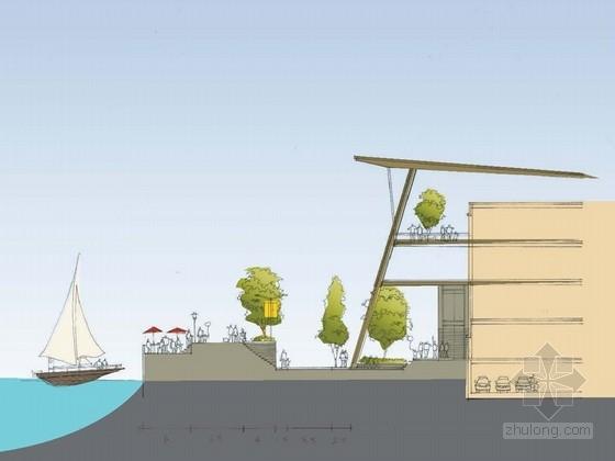 [江苏]特色河流沿岸总体开发设计方案
