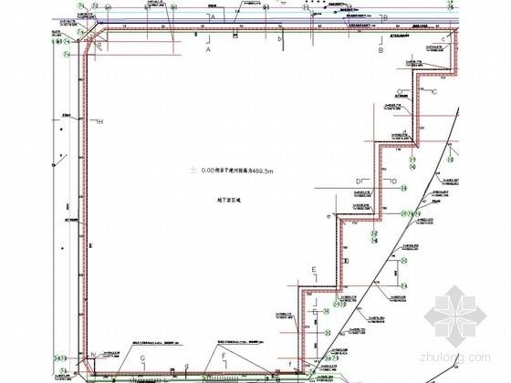 [四川]12米深基坑桩锚支护施工组织设计