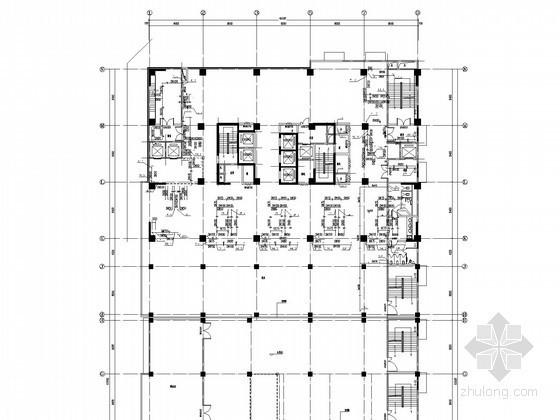 喷水广场给排水资料下载-[河南]商业广场商住楼给排水消防施工图(附计算书)