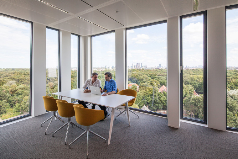 荷兰欧洲检察署新总部大楼-7