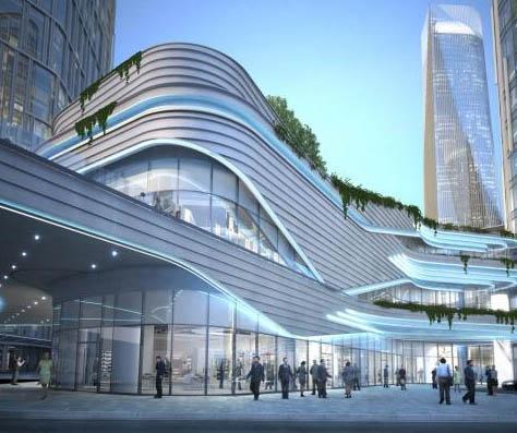 杭州综合大厦施工组织设计