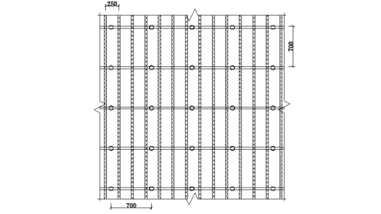 [广州]马匹运动训练场场地平整及边坡防护完善工程W28W29挡土墙高支模施工方案