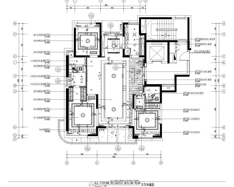 [上海]集艾设计G&A-海珀黄浦4-1中式样板间设计方案含效果图+施工图_5