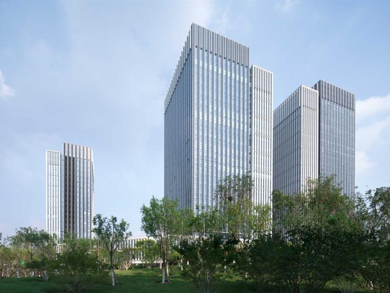 天津曼哈顿商业建筑