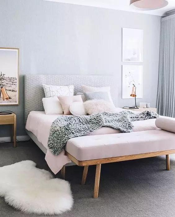 30套女人最爱的卧室设计?男同胞看了同样爱啊!_15