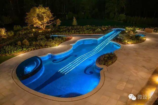有了院子,一定要造一个水景_8