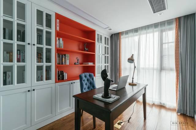 简约、文艺的美式住宅设计案例!_14