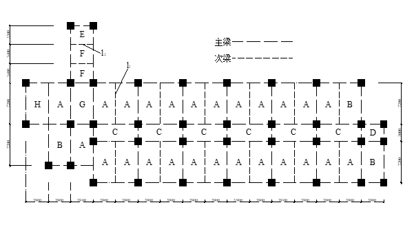 5层钢混框架结构教学楼毕业设计计算书(word,34页)