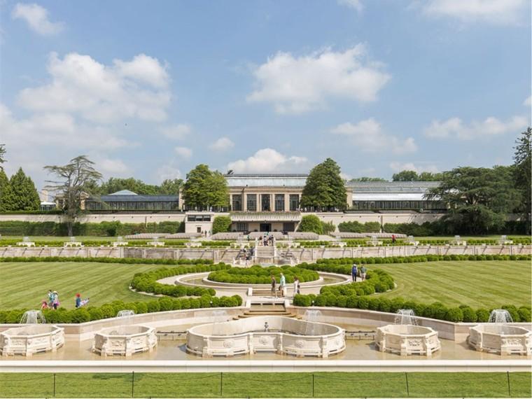 美国LongwoodGardens主喷泉花园