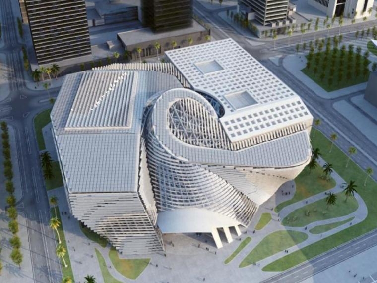 当代艺术馆与城市规划展览馆总承包工程钢结构工程施工组织设计(150页)