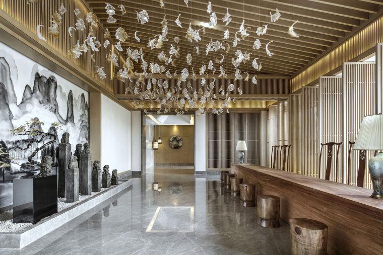 20套茶室空间高清实景图案例(二)