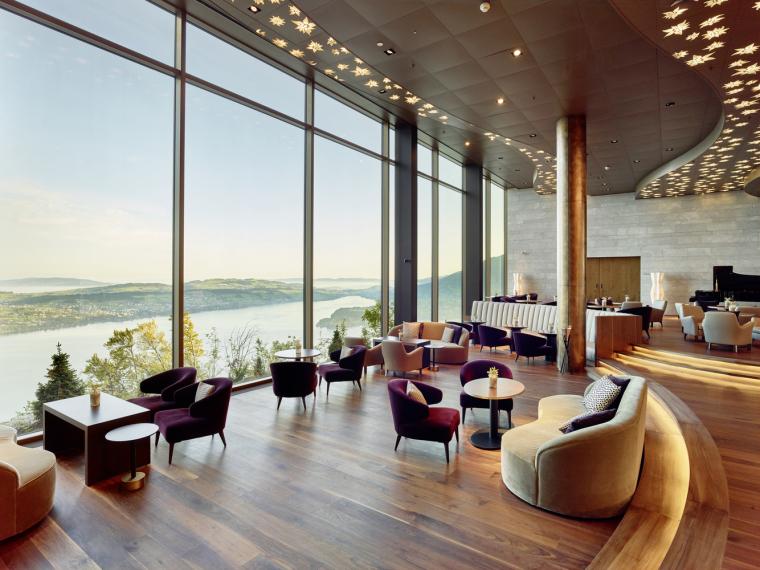瑞士布尔根施托克酒店-Lobby_Bar-BenHuggler