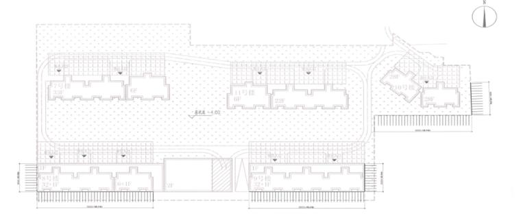 [西安]地产项目土钉墙基坑围护方案