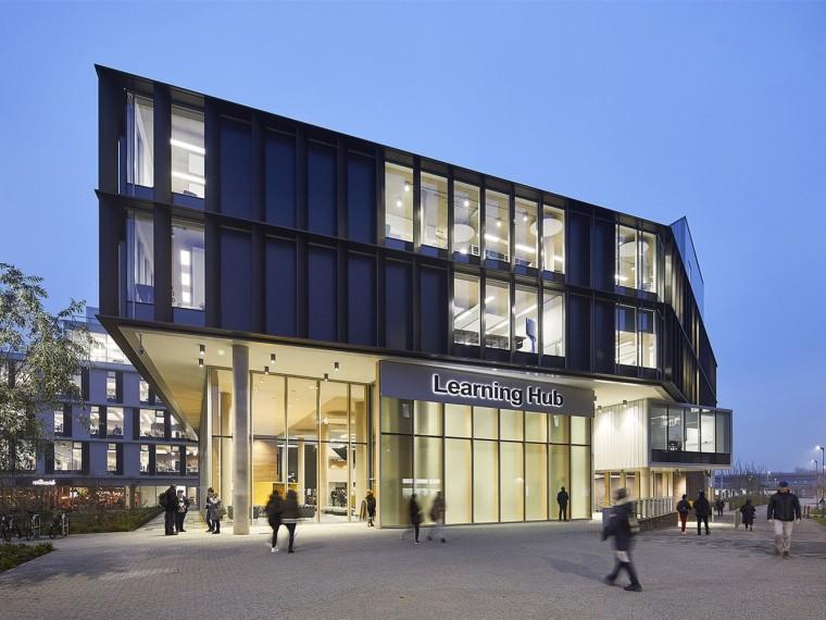 英国北安普敦大学学习中心
