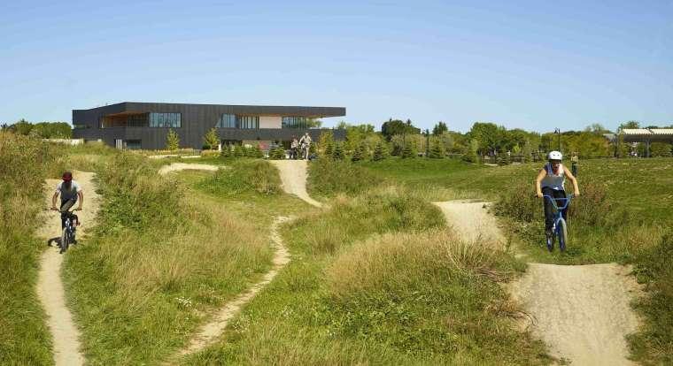 加拿大Chinguacousy公园重建_3