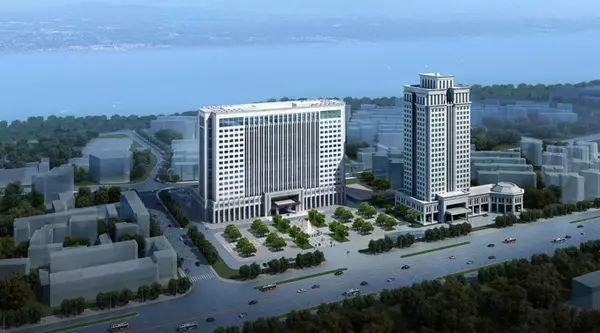 [BIM案例]中铁四院总部设计大楼BIM应用