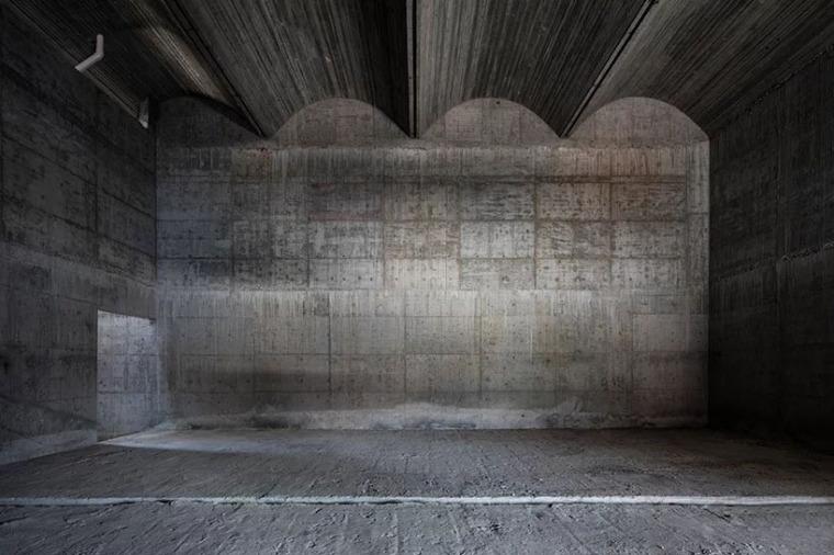 台州旧仓库改造的当代美术馆-5