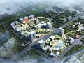[上海]超高层后现代感城市综合体建筑方案文本