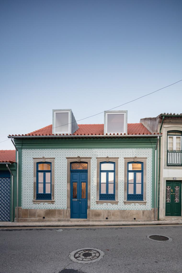 葡萄牙奥瓦尔住宅-38