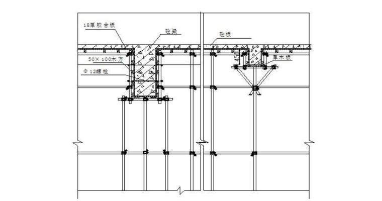 高层住宅楼(框架、剪力墙结构)施工组织设计(230页,附图丰富)_5