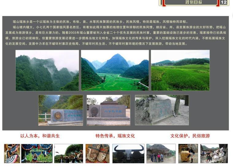 瑶山瑶族村庄茹类村整治规划方案设计文本PDF(40页)_4