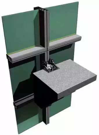 幕一分钟一开的快三是不是墙全流程资料下载-玻璃幕墙安装施工工艺流程