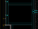 U型龙骨怎么做凹凸造型啊,看施工图理解不了,谁给个图片,感恩