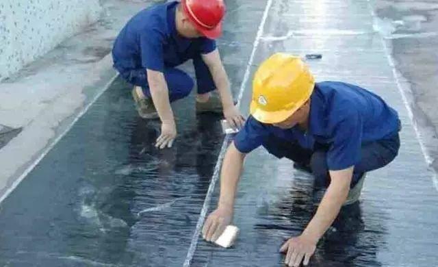 屋面卷材防水渗漏的原因分析与质量控制