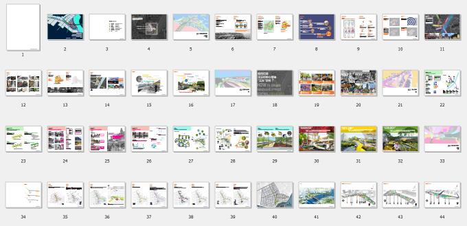 """[湖北]""""海绵城市""""汉派文化核心绿轴生态滨江商业核心区景观设计方案_15"""