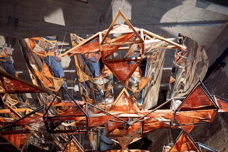 意大利建筑元素的编织艺术实景图 (5)