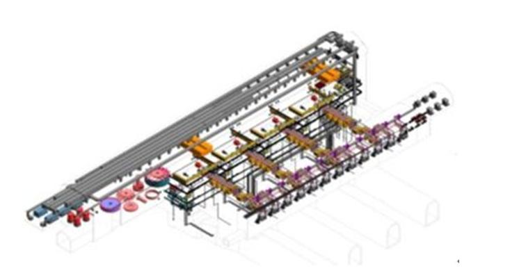 BIM在水电工程施工总布置设计中的应用