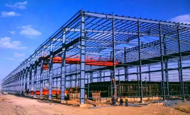 钢结构工程施工方案4大黄金步骤