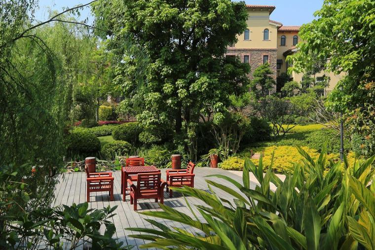 福州淮安半岛自然生态住宅景观