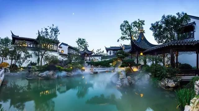 一座中式园林,震惊了中国文化界_8