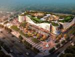 [广东]花海主题体验式购物中心景观设计方案