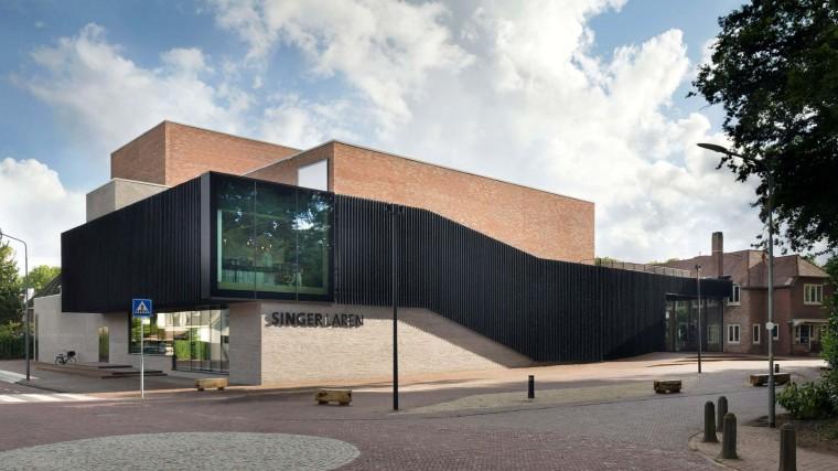 荷兰辛格拉伦博物馆新建剧院