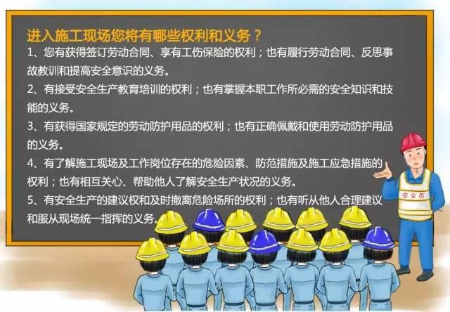《工程项目施工人员安全指导手册》转给每一位工程人!_5